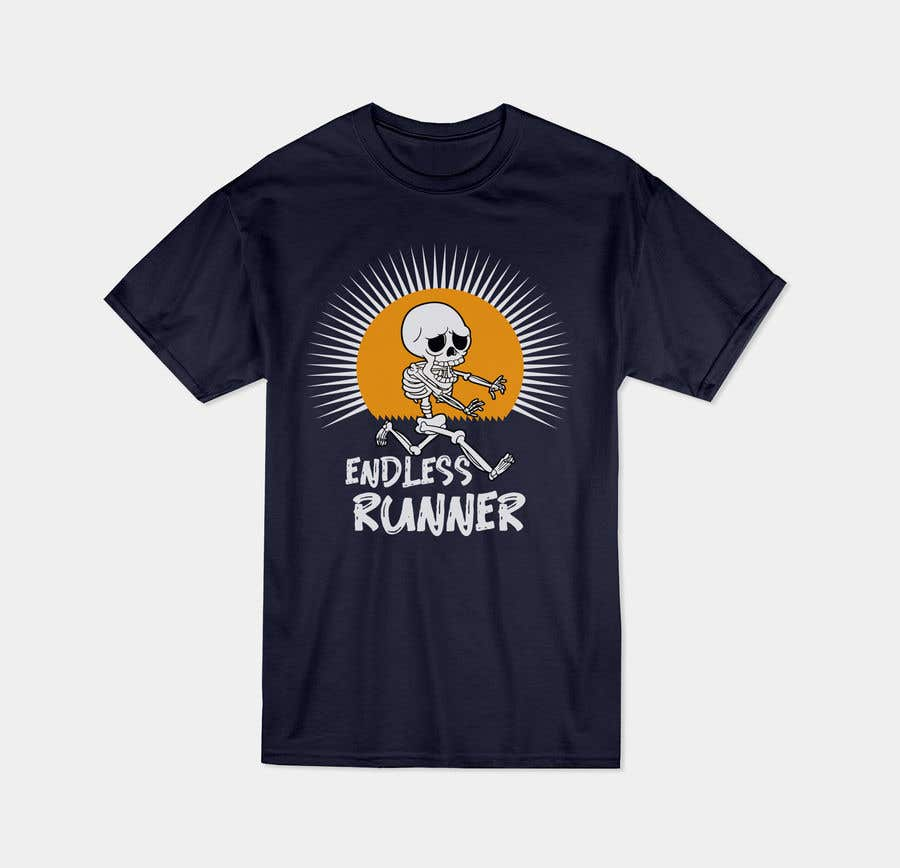 Proposition n°19 du concours SKELETON for shirts and other merch