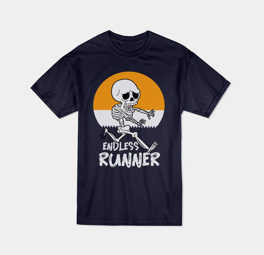 Proposition n°26 du concours SKELETON for shirts and other merch