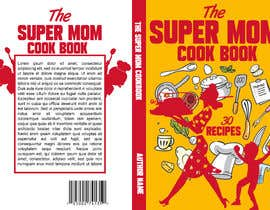 #28 для Mom Cookbook Cover от Omneyamoh
