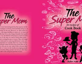 #62 для Mom Cookbook Cover от Nurunnesa
