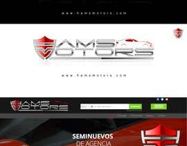#104 for Logo Hams Motors af rusbelyscastillo