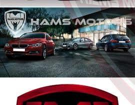 #141 for Logo Hams Motors af RENIELD
