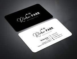 Nro 45 kilpailuun design double sided business card - real estate käyttäjältä abdulmonayem85