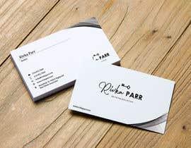 Nro 44 kilpailuun design double sided business card - real estate käyttäjältä DilharaMadu