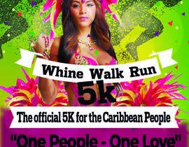 #2 for Flyer for a 5K Run af marianayepez