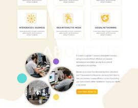 #14 для Homepage Mockup for IT Specialist от trandesign0105