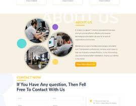 #16 для Homepage Mockup for IT Specialist от trandesign0105