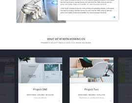 #29 для Homepage Mockup for IT Specialist от reful123