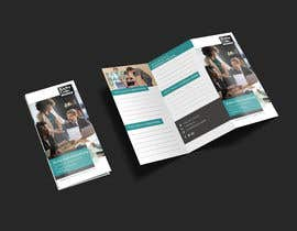 #40 para A4 , double-sided trifold brochure por izubi00