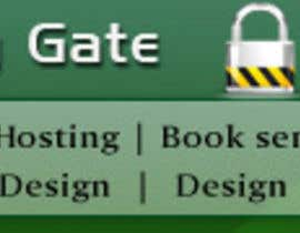 #21 untuk Banner Ad Design for Digital Security Gate oleh priyakkl