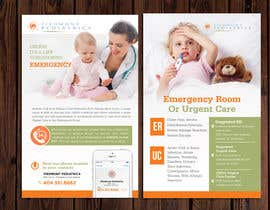 #34 for Rack Card and 8.5 x 11 for Pediatrician's Office af ssandaruwan84