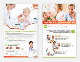 #20 for Rack Card and 8.5 x 11 for Pediatrician's Office af trandesign0105