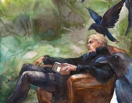 """Nro 130 kilpailuun Edgar Allan Poe's """"Alone"""" käyttäjältä blackdahlia24"""