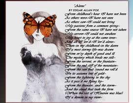 """Nro 54 kilpailuun Edgar Allan Poe's """"Alone"""" käyttäjältä Jeilem"""