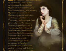 """Nro 101 kilpailuun Edgar Allan Poe's """"Alone"""" käyttäjältä megatmarzuqi"""