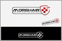 Graphic Design Konkurrenceindlæg #119 for Logo Design for MOREHAIR
