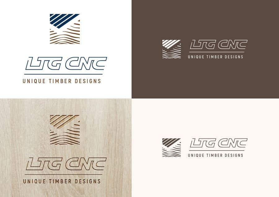 Penyertaan Peraduan #32 untuk I need a logo designed. I have a small CNC Routing business for custom Timber designs (mainly artwork and 3D carving).