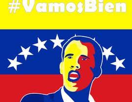 mikelpro tarafından Create iconic Obama's Hope design on President Guaido için no 19