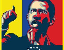 fiq5a69f88015841 tarafından Create iconic Obama's Hope design on President Guaido için no 28