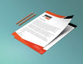 #79 for letterhead design af kabir7735