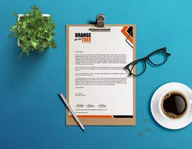 #74 for letterhead design af umanggraphic