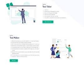 nº 60 pour Design pages for my new website - designs only (no code) par dragnoir