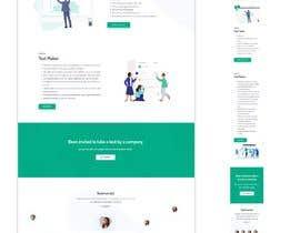nº 98 pour Design pages for my new website - designs only (no code) par dragnoir