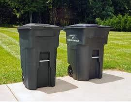 Nro 111 kilpailuun Trash Can GIF käyttäjältä aatir2