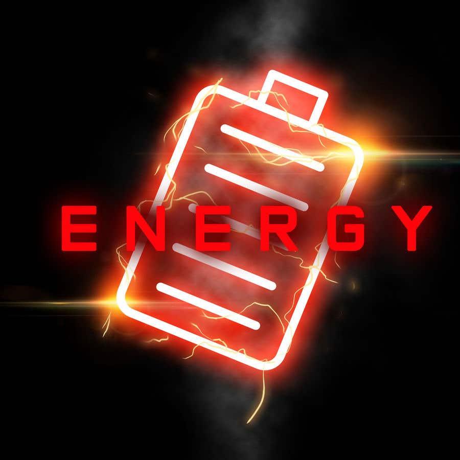 """Inscrição nº 60 do Concurso para """"Energy"""" Song Artwork Cover Picture"""