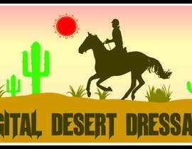 #29 cho Logo for Digital Desert Dressage bởi necropolis924