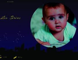 nº 8 pour Birth Announcement Card par Kritisingla