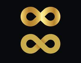 mehediabir1 tarafından Infinity logo gold için no 18