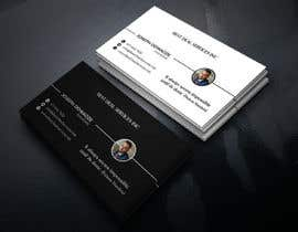 #14 untuk Business card design oleh redwanhussein52