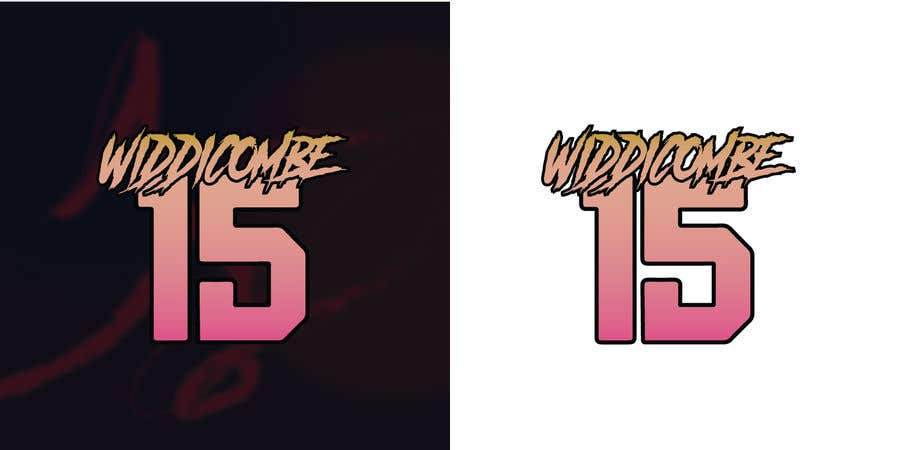 Inscrição nº 3 do Concurso para I need Widdicombe on the top like this and 15 below same colors as pictures
