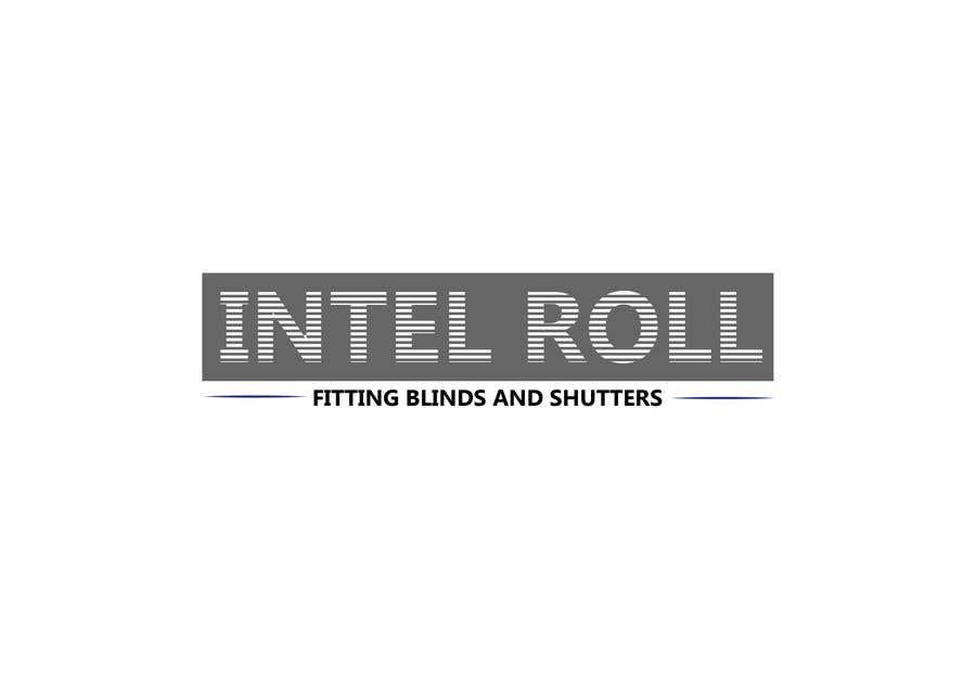 Kilpailutyö #140 kilpailussa Logo Design for IntelRoll (Blinds and shutters) company