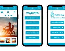 Nro 28 kilpailuun Redesign graphics for an app käyttäjältä mikelpro