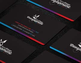 #99 para design double sided business card - NSD por aminur33
