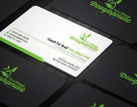 #92 para design double sided business card - NSD por iqbalsujan500