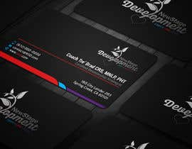 #93 para design double sided business card - NSD por iqbalsujan500