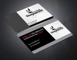 #107 para design double sided business card - NSD por saifulislam5344