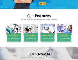 nº 2 pour Design A ClickFunnels Lead Generation Page For Dentist Office par saidesigner87