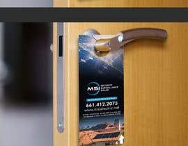 #97 for Create a door hanger by MDSUHAILK