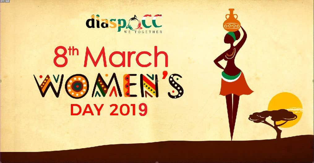 Kilpailutyö #40 kilpailussa International woman day - March 8th