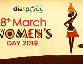 Nro 40 kilpailuun International woman day - March 8th käyttäjältä rjahan92