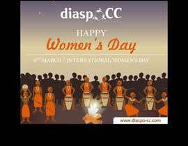 Nro 44 kilpailuun International woman day - March 8th käyttäjältä savitamane212