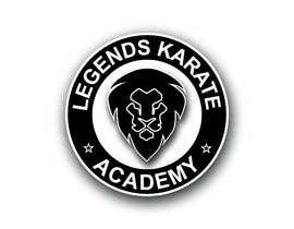 "zilapop84 tarafından A badge/logo for me karate club ""Legends Karate Academy"" as well as some different types of logo representation - colours black and white - some lion head examples attached as examples only - also a mock up of a landing page of a website - 03/03/2019 19:1 için no 9"