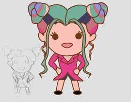 Nro 6 kilpailuun Cardi B - Caricature Contest käyttäjältä sdney58