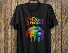 #21 for Need a T shirt designed for a GAY PRIDE EVENT-please read closely by Emranhossain388
