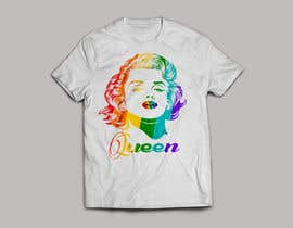 #69 for Need a T shirt designed for a GAY PRIDE EVENT-please read closely by Emranhossain388