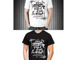 #35 for Create a T-shirt design for a western festival by aangramli